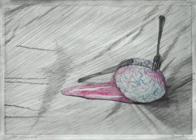 , 'Hersenen met saus,' 2007, Deweer Gallery