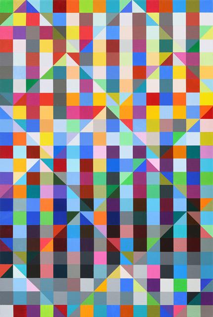 , 'Schoolyard Cat,' 2017, McKenzie Fine Art