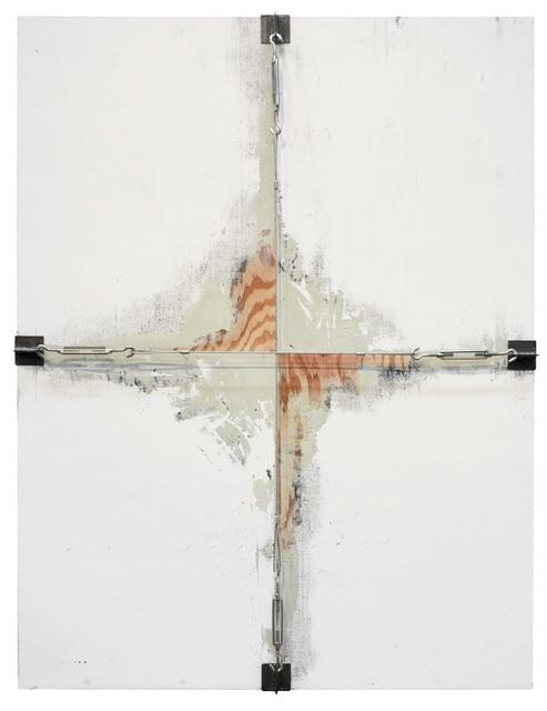 Noriyuki Haraguchi, 'Wall and Wire Rope 1', 2019, Asia Art Center