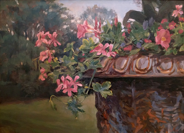 Chas Fagan, 'Urn and Flowers', 2004, Somerville Manning Gallery