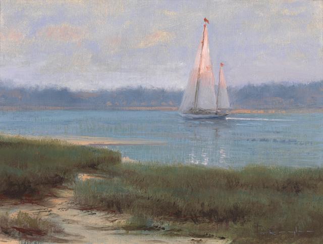 Thomas Kegler, 'Evening Sail', Active Contemporary, The Edgartown Art Gallery, Inc.