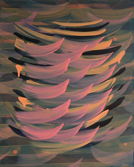 , 'Flamingo Tide,' 2016, Candida Stevens Gallery