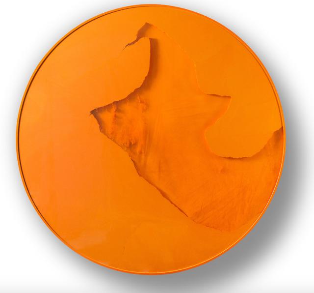 Manuel Merida, 'Cercle Orange', 2013, Galería RGR