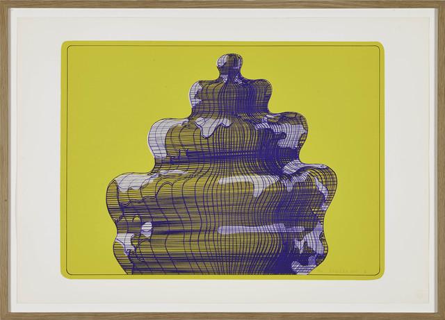 , 'Torte in der Sonne (Fancy-Cake in the Sun),' 1970, BERG Contemporary