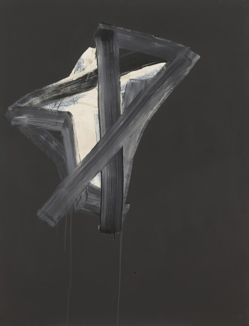 , 'Untitled (Samurai Series) ,' 1986, Hosfelt Gallery