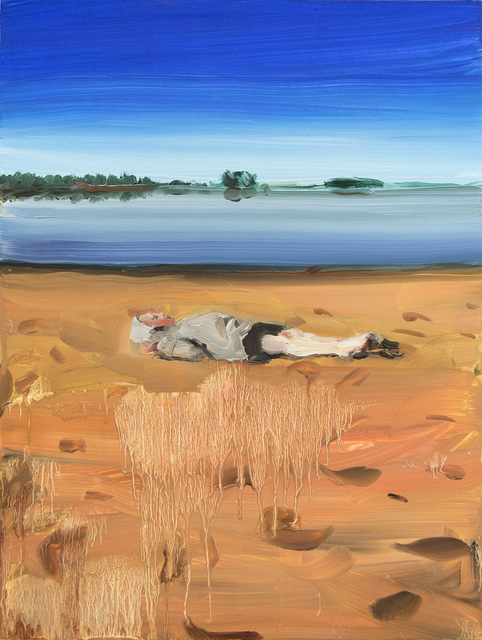 , 'Maj,' 2015, Galleri Magnus Karlsson