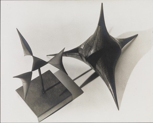 , 'Mathematical Objects,' 1934-1935, Glyptoteket