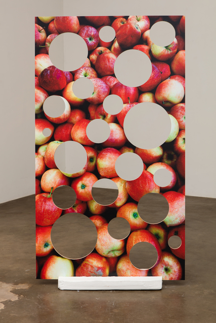 , 'apples and oranges,' 2016, Erin Cluley Gallery