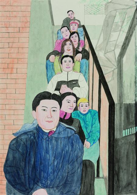 , 'Untitled ,' 2011, Galerie Paris-Beijing