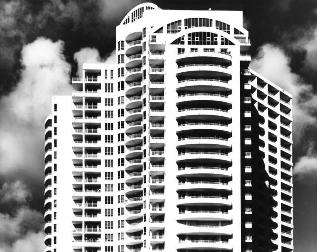 William W. Fuller, 'Condo, Miami, Florida', 1996, Etherton Gallery