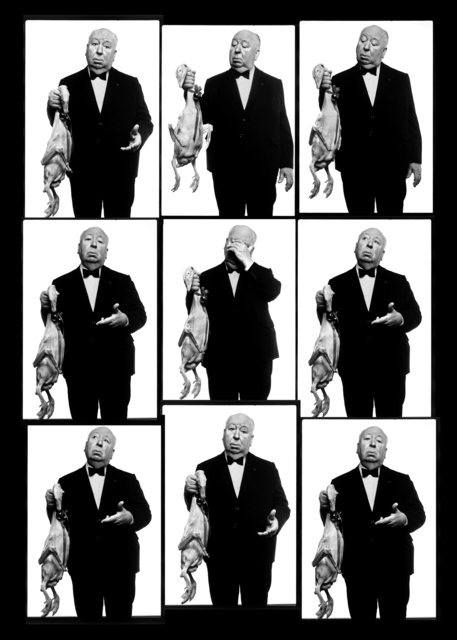 , 'Alfred Hitchcock, Los Angeles,' 1973, Opiom Gallery