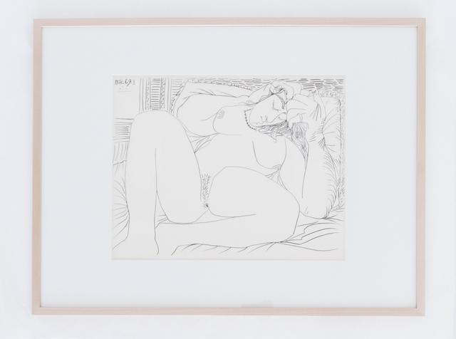 , 'Femme Nue VI,' 1969, BASTIAN
