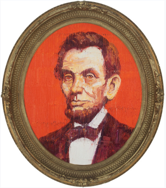 , 'Lincoln ,' 2019, Madison Gallery