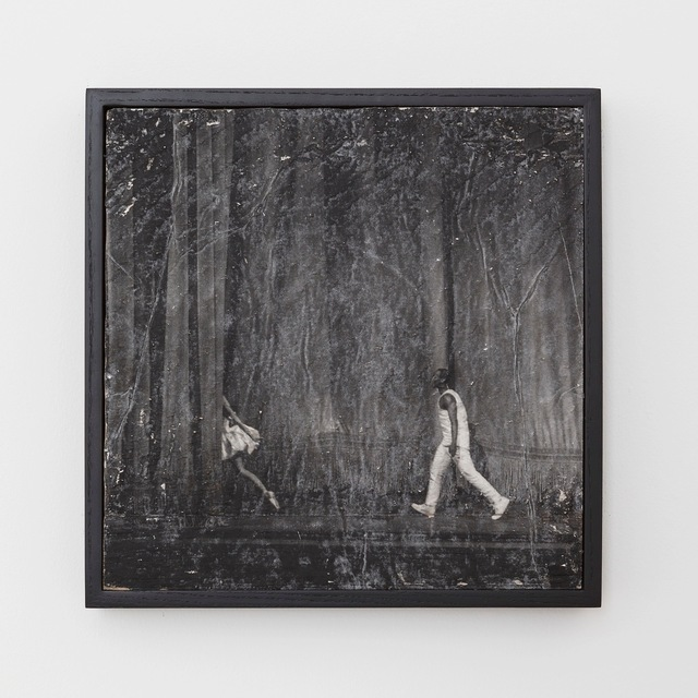 , 'Ballet Diary #10, NYC, Les Bosquets, Paris,' 2014, Perrotin