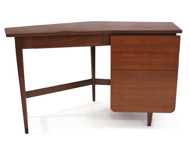 Bertha Schaefer and Gio Ponti, 'Desk', ca. 1950, Patrick Parrish Gallery