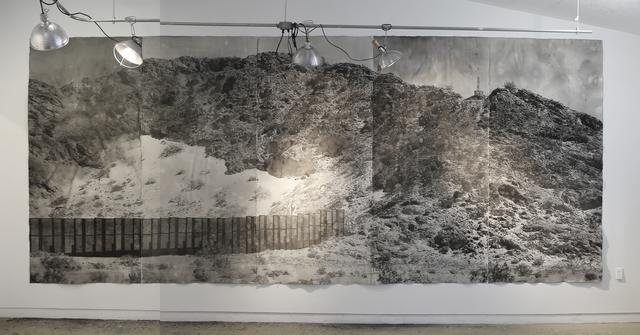 , 'Broken Line,' 2017, Castor Gallery