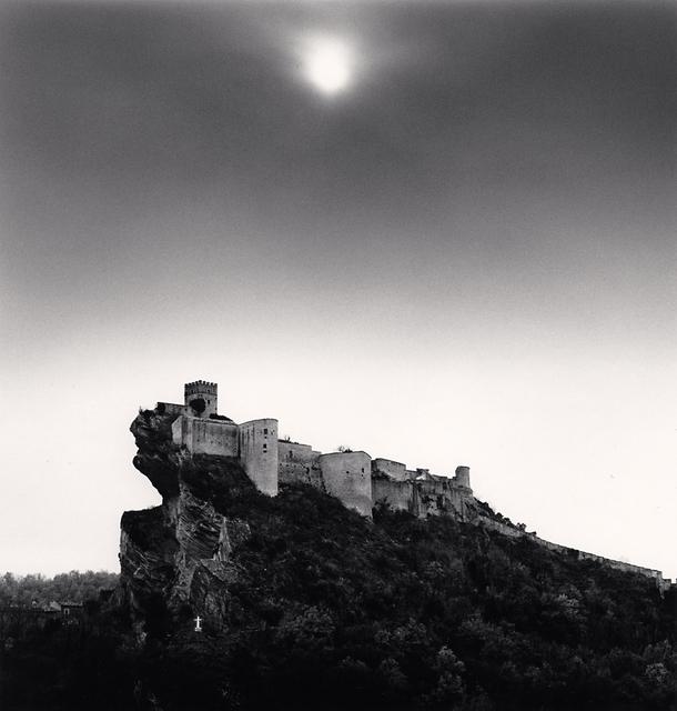 , 'Midday Sun, Roccascalegna Castle, Abruzzo, Italy,' 2016, G. Gibson Gallery