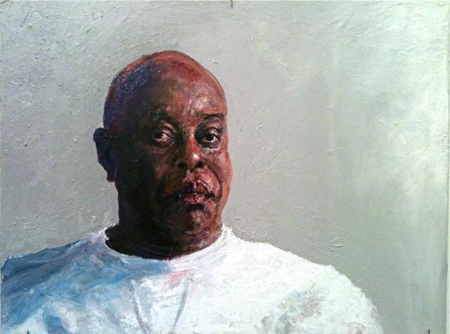 Alphonse van Woerkom, 'Ricardo', 2014, Sragow Gallery