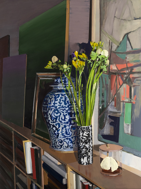 , 'Flower Angles II,' 2018, Hans Alf Gallery