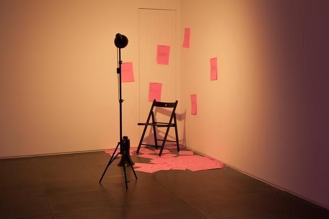 , 'We Will Change the Art World No.2 ,' 2017, de Sarthe Gallery