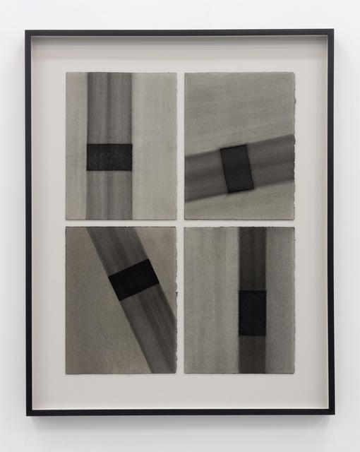 , 'Géométrie variable 4-8,' 2015, Galerie Antoine Ertaskiran