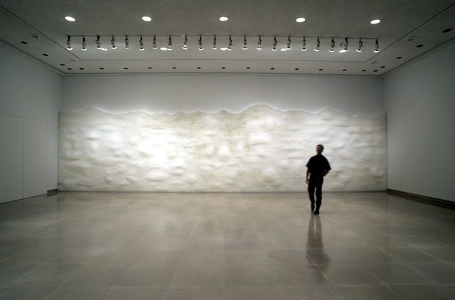, 'Haze,' 2003, Rice University Art Gallery
