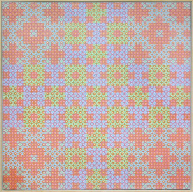 , 'Wendy's Colors,' 1985, David Richard Gallery