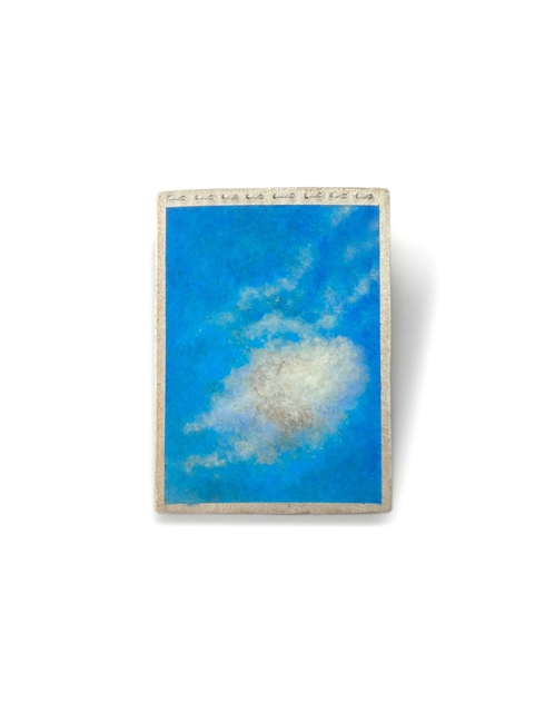 , 'Moments of Sky Brooch 3,' , Galerie Beyond