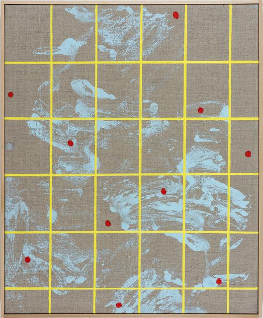 Philip Mentzingen, 'Gilded Cage', 2018, Mario Mauroner Contemporary Art Salzburg-Vienna