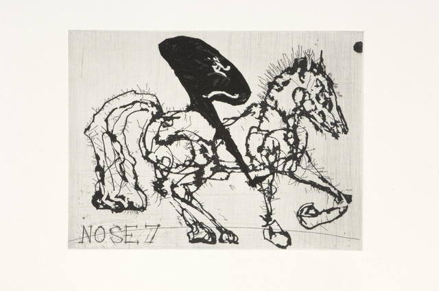 , 'Nose 7,' 2008, David Krut Projects