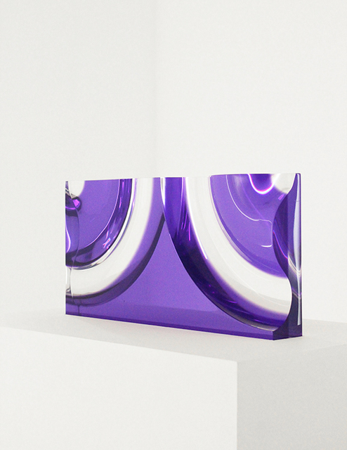 Rogelio Polesello, 'Sin titulo - violet', 1967, Kunzt Gallery