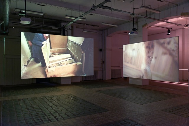 , 'July 14th? (Installation view),' 2013, Fondation d'Entreprise Galeries Lafayette