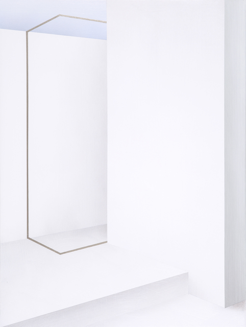 Ira Svobodová, 'Framing Space 16', 2019, River