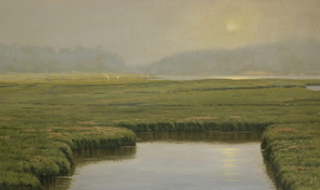 Sergio Roffo, 'Mist on the Marsh', 2019, The Guild of Boston Artists
