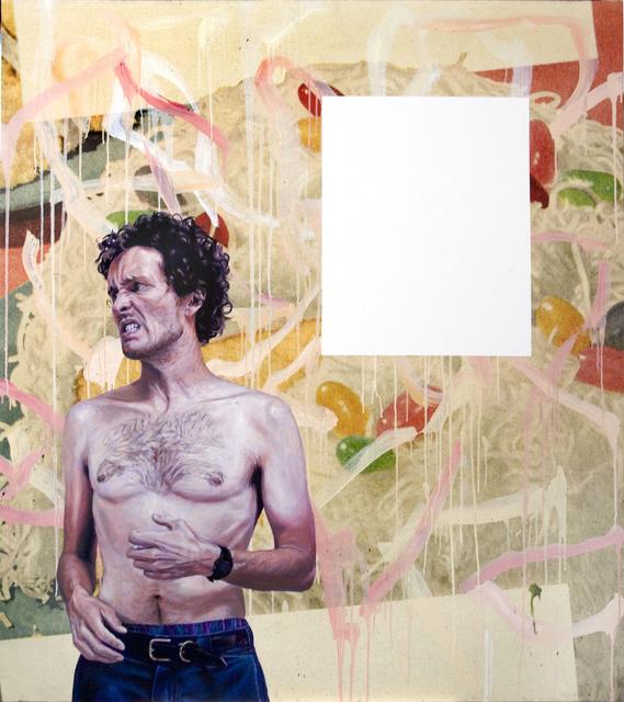 , 'Cake (Daniel in Disgust),' 2011, MASS MoCA