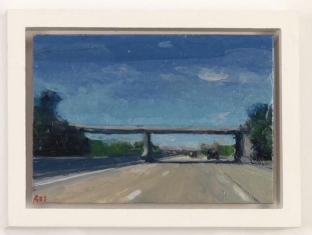 , 'Outside Montpelier,' 2015, The Fine Art Society