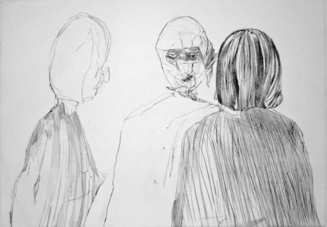 , 'Gossip,' 2006, Diane Villani Editions