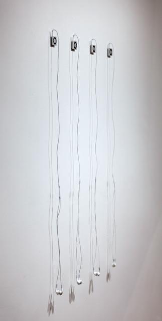 , 'Auscultazione I, II, III, IV Tono,' 2017, Galleria Fumagalli