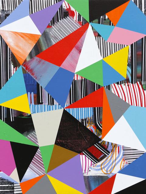 , 'Mini Scrambler Pyramids,' 2014, Newzones
