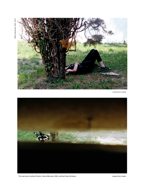 , 'The Last Land (Austria),' 2014, Galeria Nara Roesler