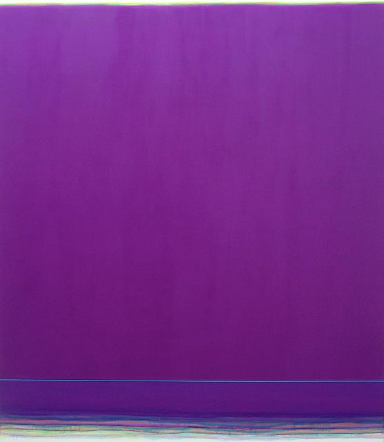 Shingo Francis, 'Infinite Space (violet-turquoise) II', 2017, K. Imperial Fine Art