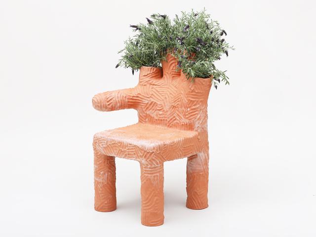 , 'Colibri Plant Chair,' 2017, Patrick Parrish Gallery