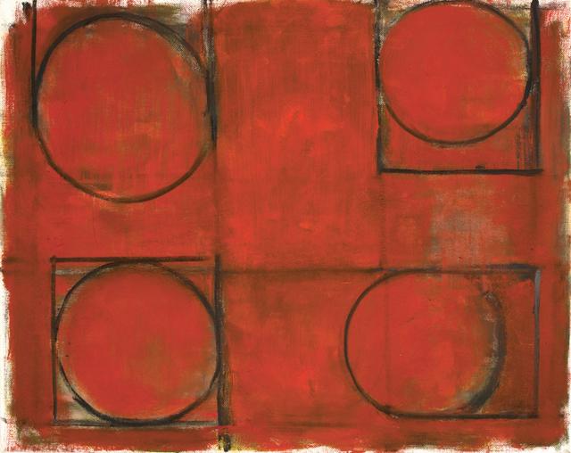, 'Blood Orange,' 2015, G. Gibson Gallery