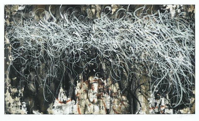 José Parlá, 'St Giles', 2009, Hang-Up Gallery