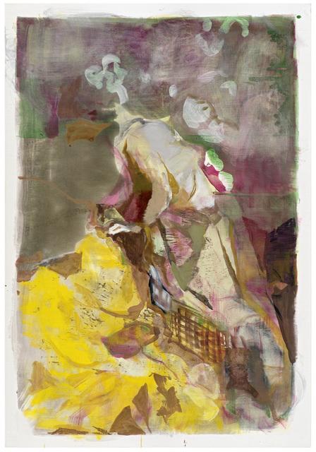 , 'Isoton V,' 2018, Setareh Gallery
