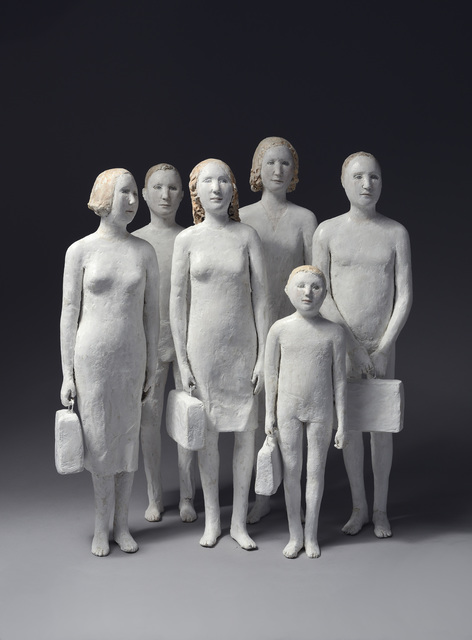 , 'Group Le Départ,' 2016, Slete Gallery