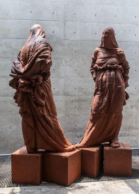 , 'Reflejo VI (díptico),' 2015, Terreno Baldío