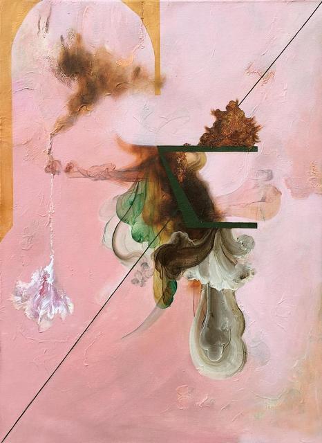 , 'Reredo I,' 2018, Gallery Wendi Norris