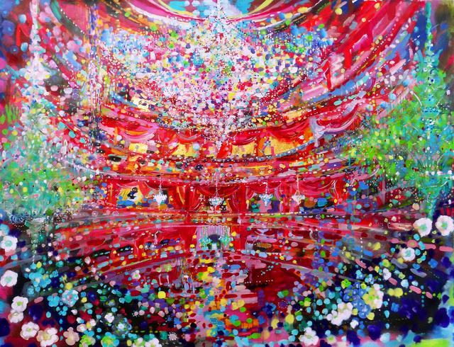 , 'Teatro,' 2017, Bugno Art Gallery