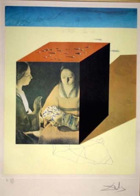 Salvador Dalí, 'Memories of Surrealism Caring For a Surrealist Watch', 1971, Fine Art Acquisitions